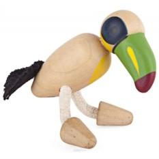 Деревянная игрушка Anamalz Птицы
