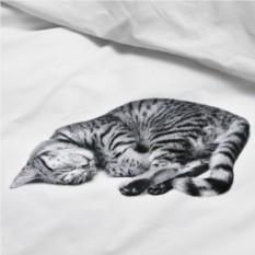 Комплект постельного белья Кошка Ollie