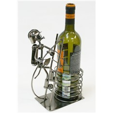 Подставка для бутылок МЧС-пожарный