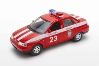 Модель машины LADA 110 Пожарная охрана