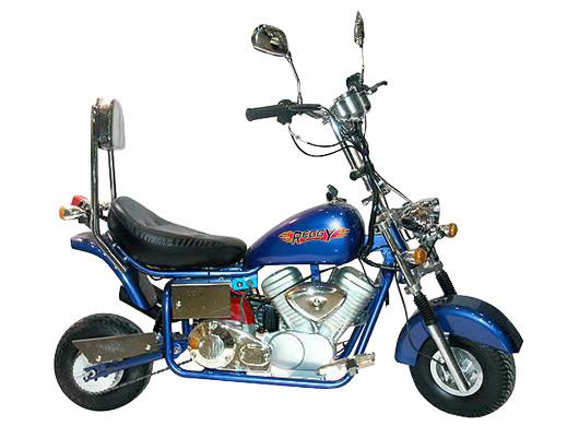 Мини-мотоцикл Чоппер
