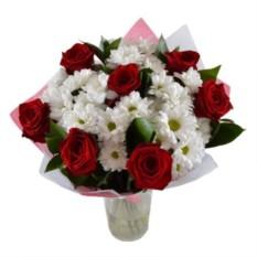 Букет цветов Облако любви