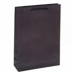 Пакет Крафт фиолетового цвета