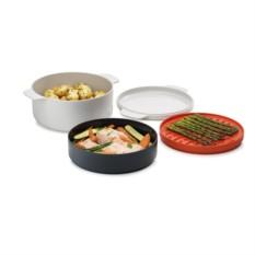 Пароварочный набор для микроволновой печи M-Cuisine™