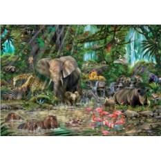 Пазл Educa Африканские джунгли (2000 шт.)