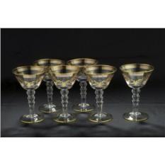 Набор для шампанского Римский Same Cristallerie