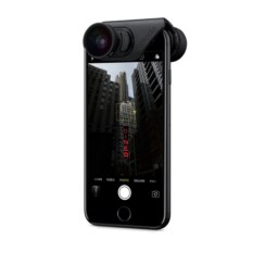 Объектив Olloclip 3-in-1 CORE Lens Set iPhone 7 Black Lens