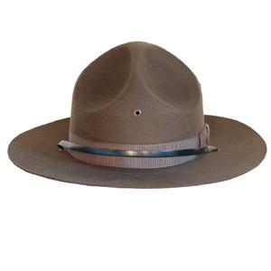 Шляпа сержантская