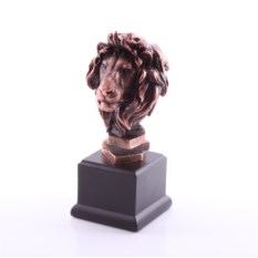 Статуэтка Бюст льва