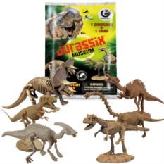 Сборная модель мини «Скелет динозавра»