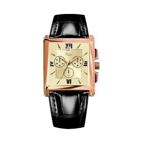 Мужские золотые часы «Априори»