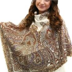 Павлопосадский платок (125*125 см)