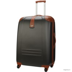 Чёрный чемодан Dielle Carraro