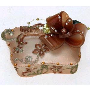 Шкатулка «Кофейный цветок»