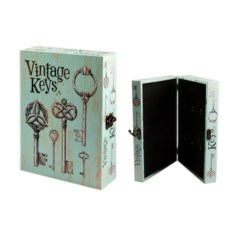 Настенная ключница «Винтаж. Ключики»