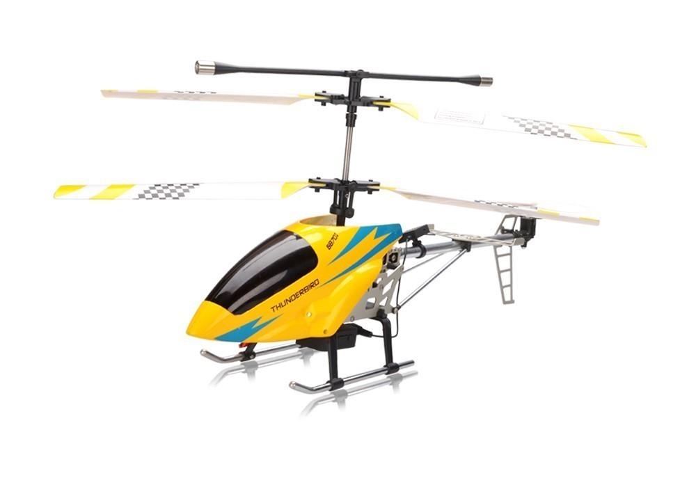 Радиоуправляемый вертолет JiaYuan Thunderbird 3CH 68701