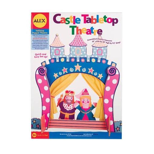 Кукольный театр настольный