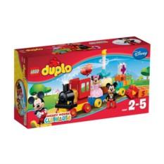 Конструктор Lego Duplo День рождения с Микки и Минни