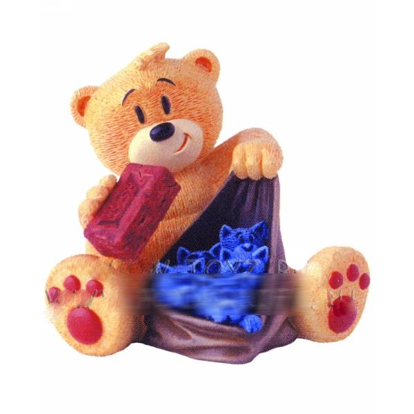 Фигурка «Медведь Том»