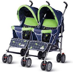 Детская коляска CALISTA Green
