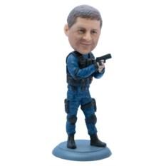 Статуэтка игрока CS по фото Контртеррорист