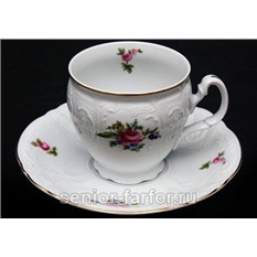 Набор для чая Thun Бернадот (Полевой цветок), 6 персон