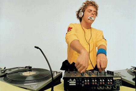 Дискотека с DJ