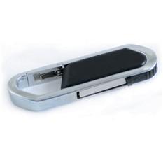 Флешка-брелок Карабин (32 Gb) в подарочной коробке
