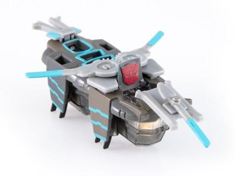 Боевой микроробот Drift