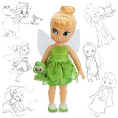 Кукла Disney Animators Collection Динь-Динь