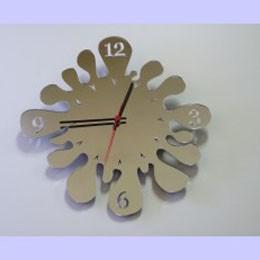 Настенные часы «Клякса»