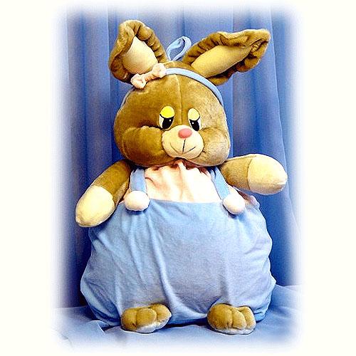 Чехол для пижамы «Зайка»