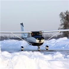 Полет на самолете Cessna 172 (60 минут)