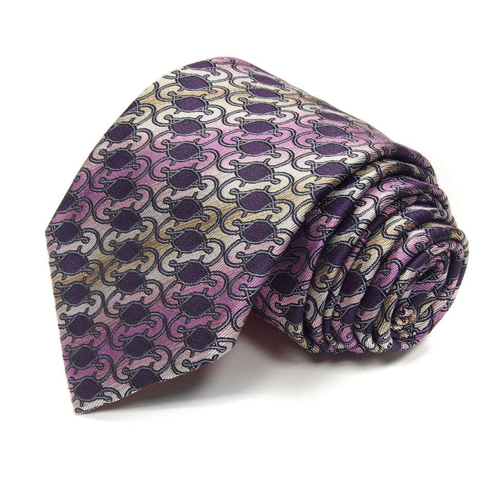 Красивый мужской галстук Christian Lacroix