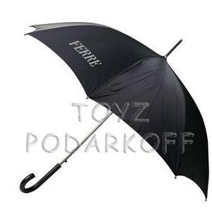 Зонт-трость Ferre со стразами