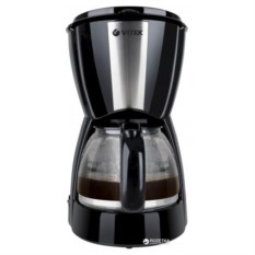Кофеварка Vitek на 1,2 литра