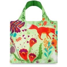Складная сумка LOQI FOREST Fox