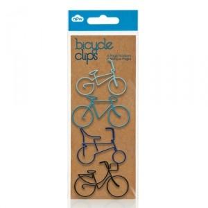 Зажимы/скрепки Bicycle Blue