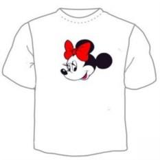 Детская футболка Минни маус