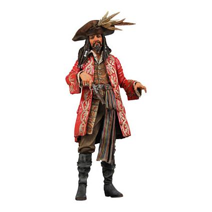 Пираты Карибского Моря — Капитан Тикью, фигурка