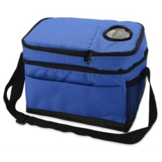 Синяя сумка-холодильник на 15 литров Dulcet