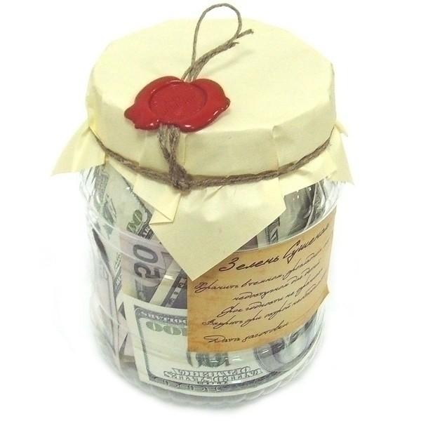 Релаксатор Доллар в банке
