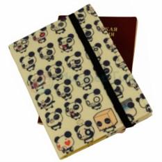 Обложка для паспорта Be Panda