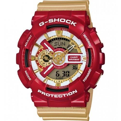Мужские наручные часы Casio G-Shock GA-110CS-4A