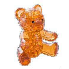 3D-головоломка «Мишка янтарный»