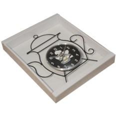Настенные часы Чайник