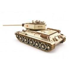 Конструктор Танк Т-34-85