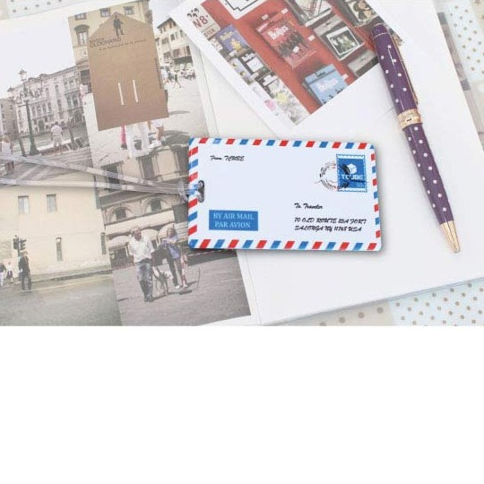 Бирка для багажа Air Mail