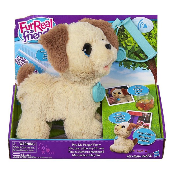 Интерактивный щенок Пакс - Furreal Friends
