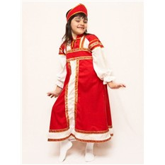 Карнавальный костюм Аленушка, 6-10 лет